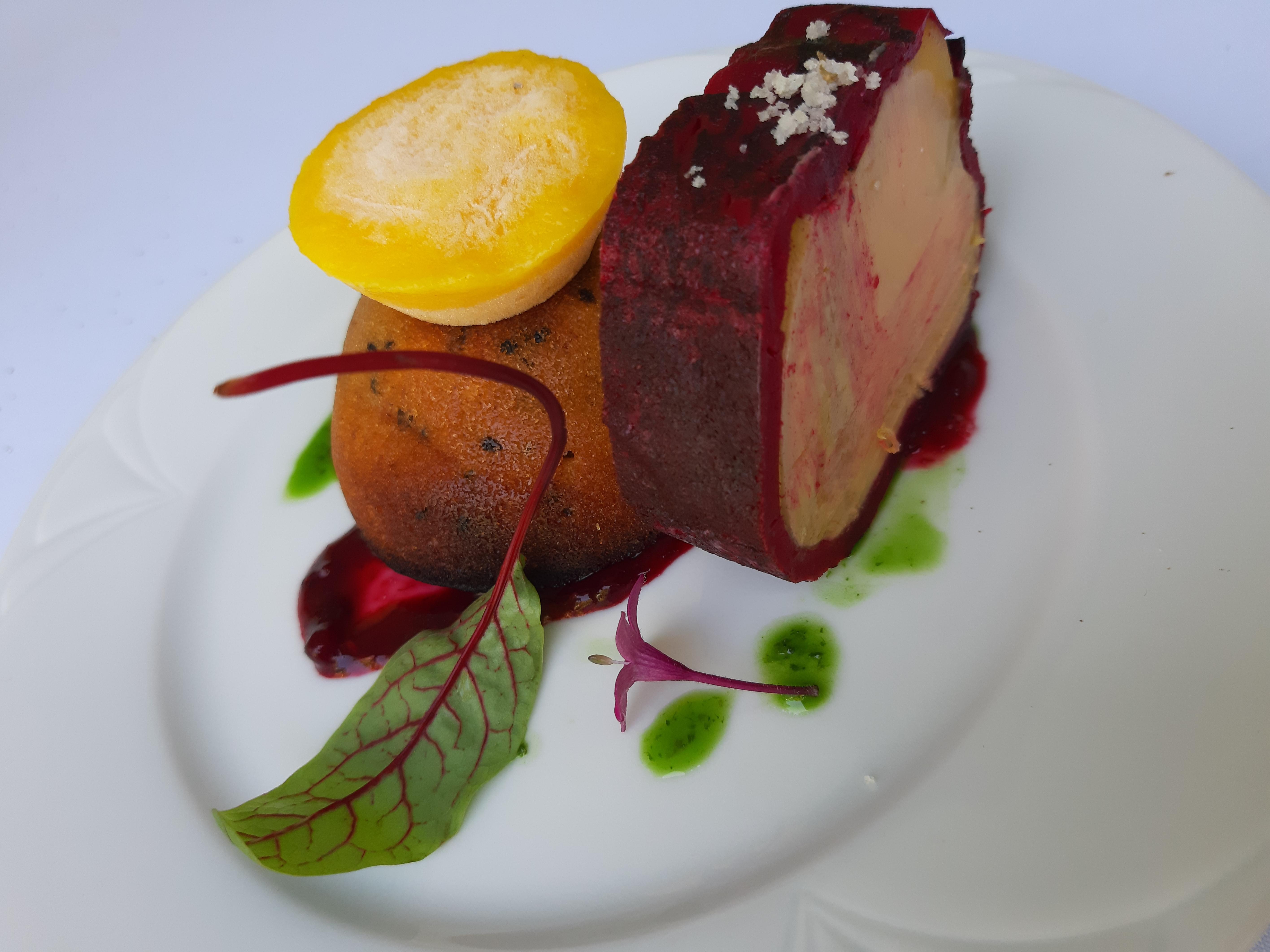 Le foie gras maisont